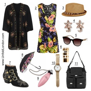 What to Wear – To a Festival
