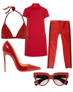Vogue's Tips For Wearing Red | Vogue.com UK