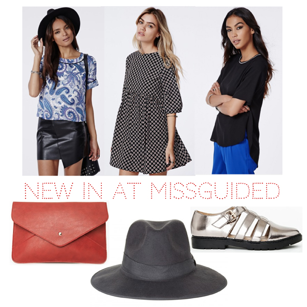 New In   MISSGUIDED