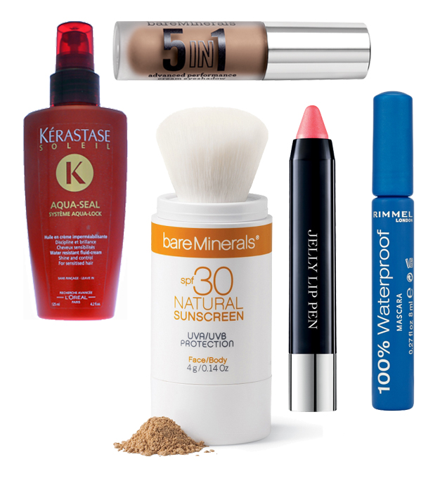 Beach Beauty Must-Haves