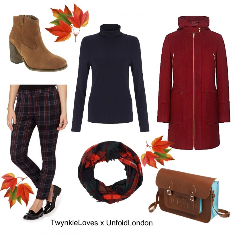 #WhatToWear on a Country Walk by Twynkleloves