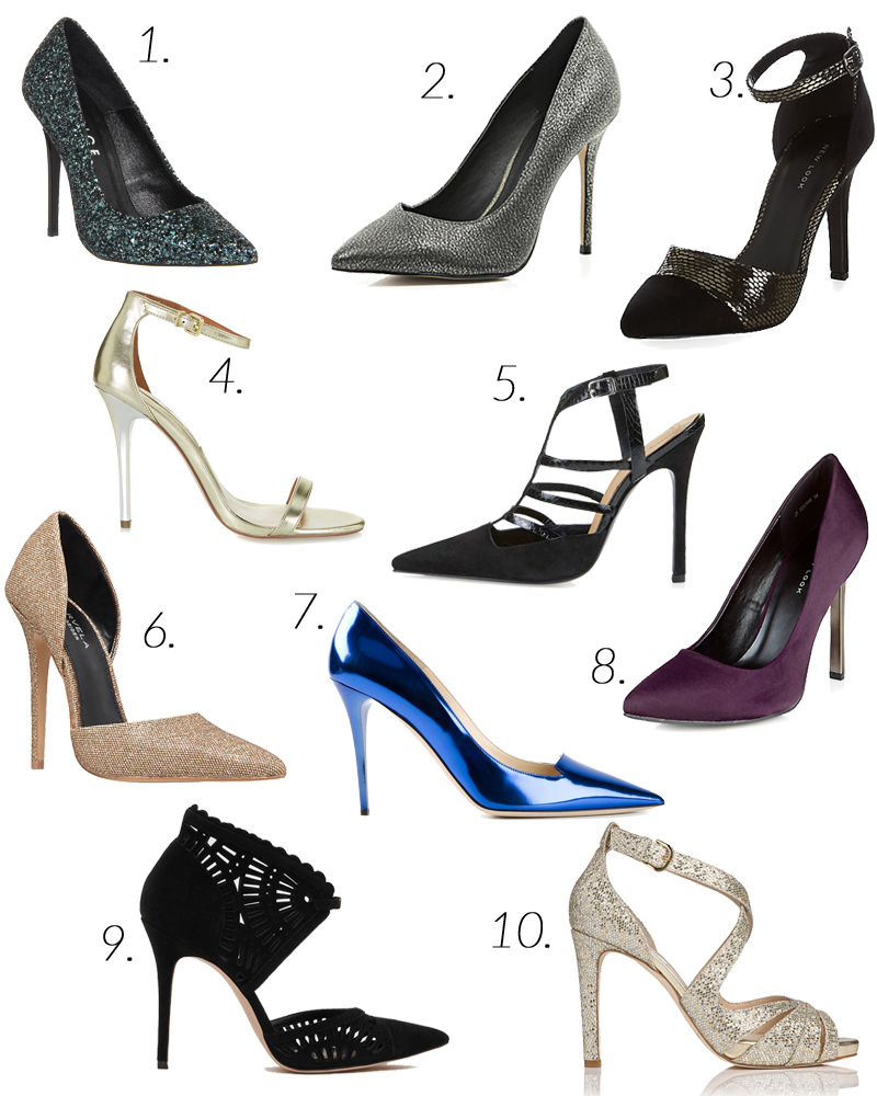 The Party Shoes Guide
