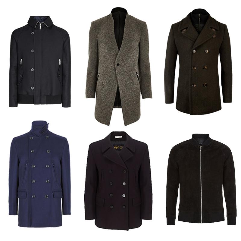 The Edit: Men's Winter Coats