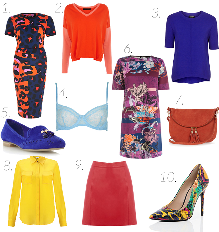 Top 10 January Brights