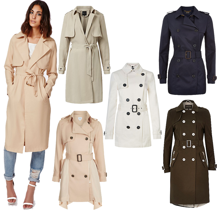 Wardrobe Essentials: The Trench Coat