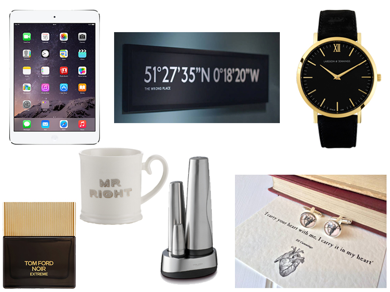 The Valentines Gift Guide for Men