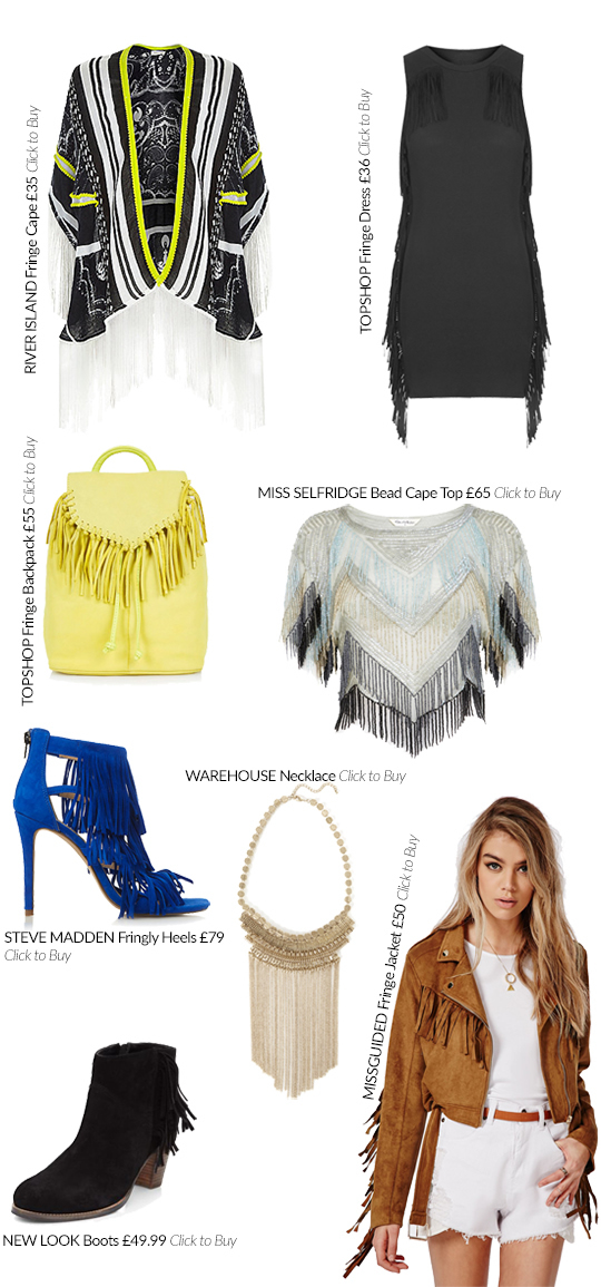 TREND: The Fringe Edit