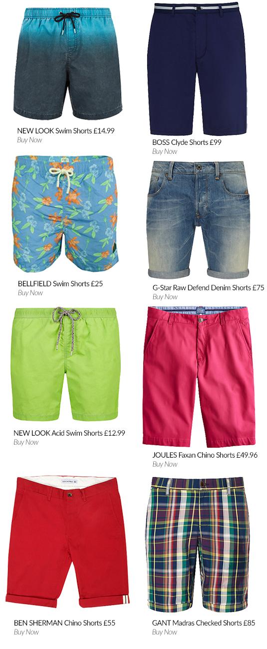 Shorts For A Long Hot Summer