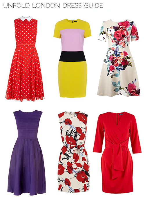 Unfold London Dress Guide