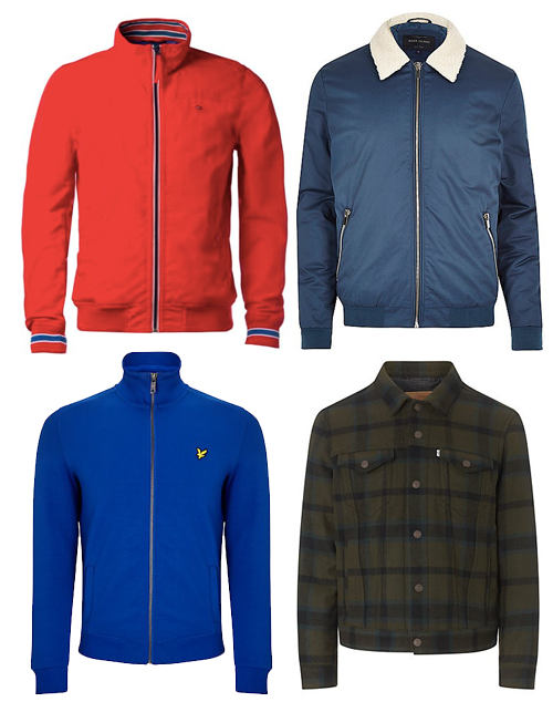 Men's Clothing | Jackets