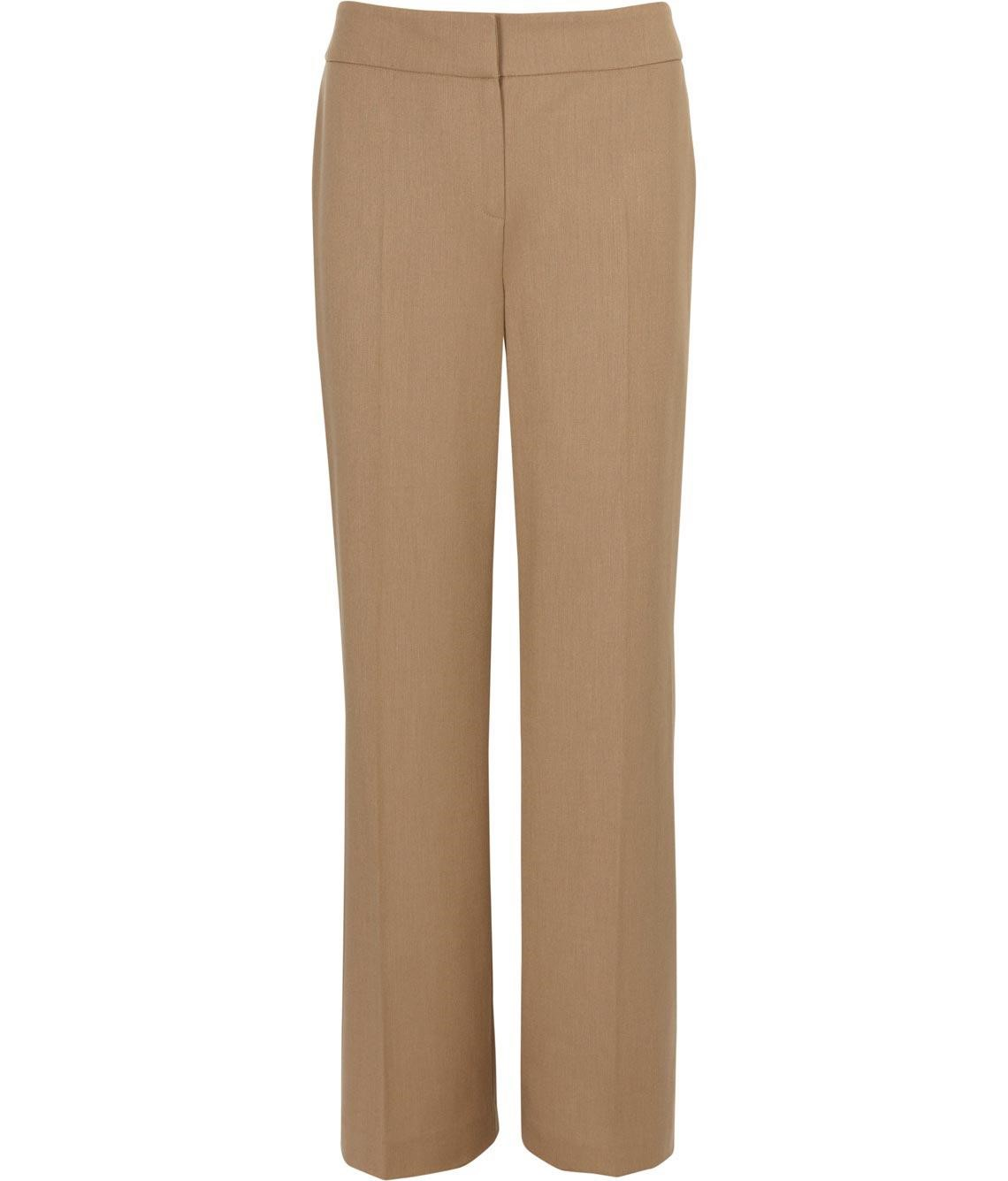 Austin Reed Camel Flannel Trousers, £44