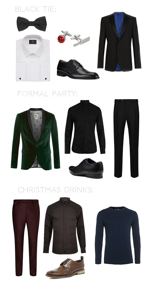 Mens Party Wear Guide