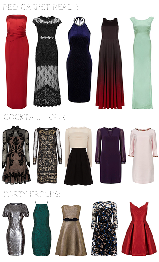 Party Dress Guide