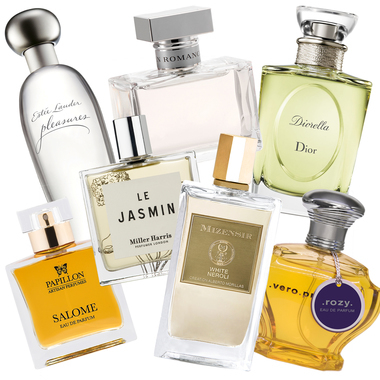 Floral Scents That Defy Expectation