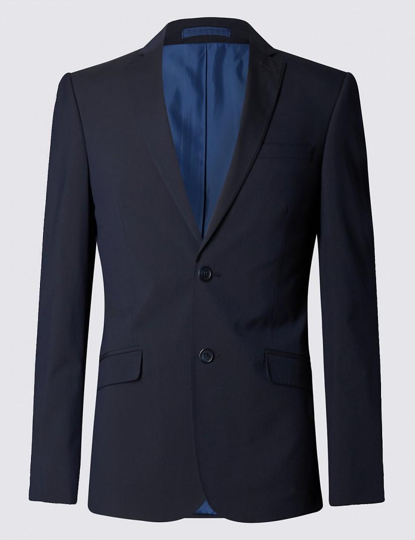 M&S Super Slim Fit 2 Button Jacket