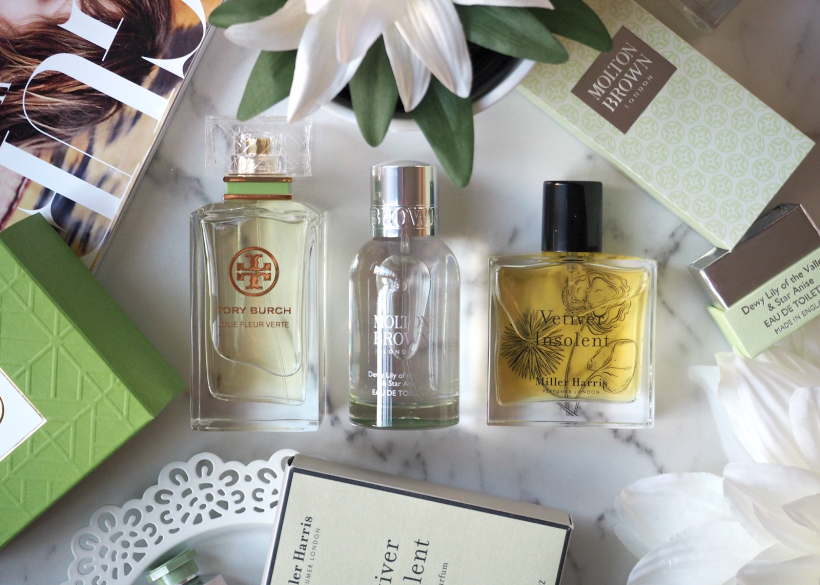 London Beauty Queen Spring Fragrance Review