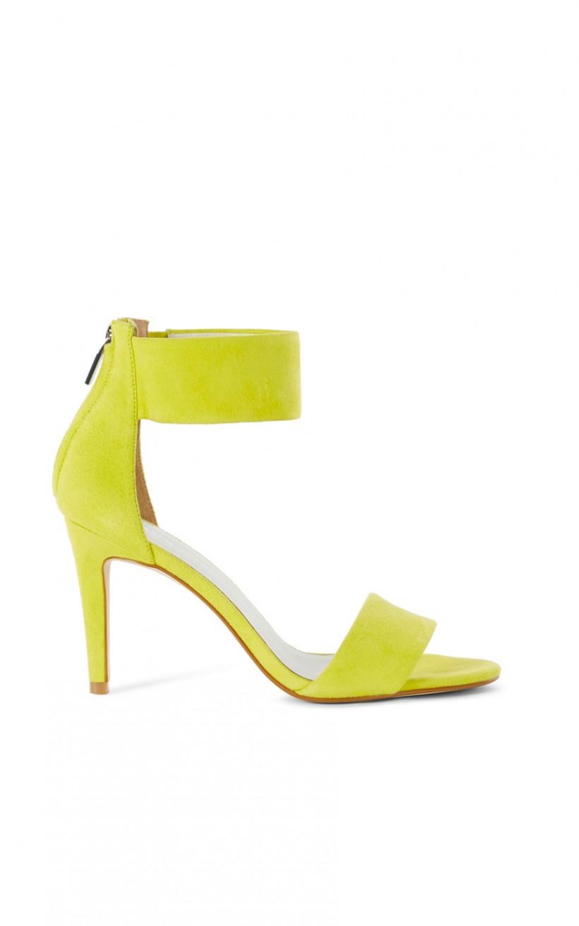 Karen Millen Suede Sandals