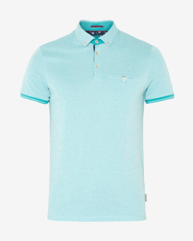 Ted Baker ABADABA Oxford polo shirt