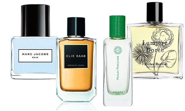 SUMMER SCENTS THAT WON'T FADE IN THE HEAT