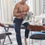 DAVID GANDY FOR AUTOGRAPH SS17