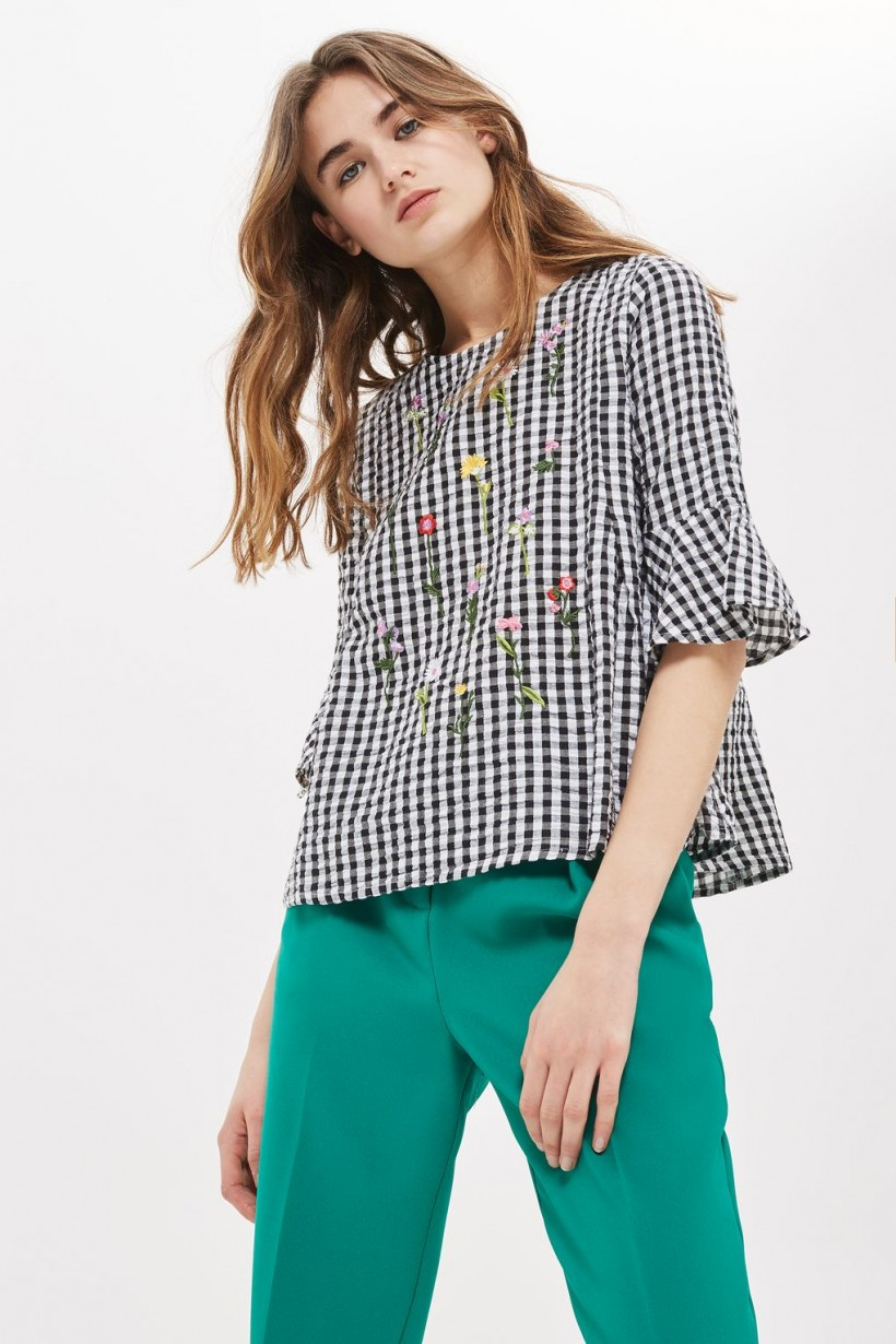 GINGHAM IS EVERYWHERE THIS SUMMER