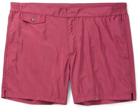 INCOTEX Short Length Swim Shorts