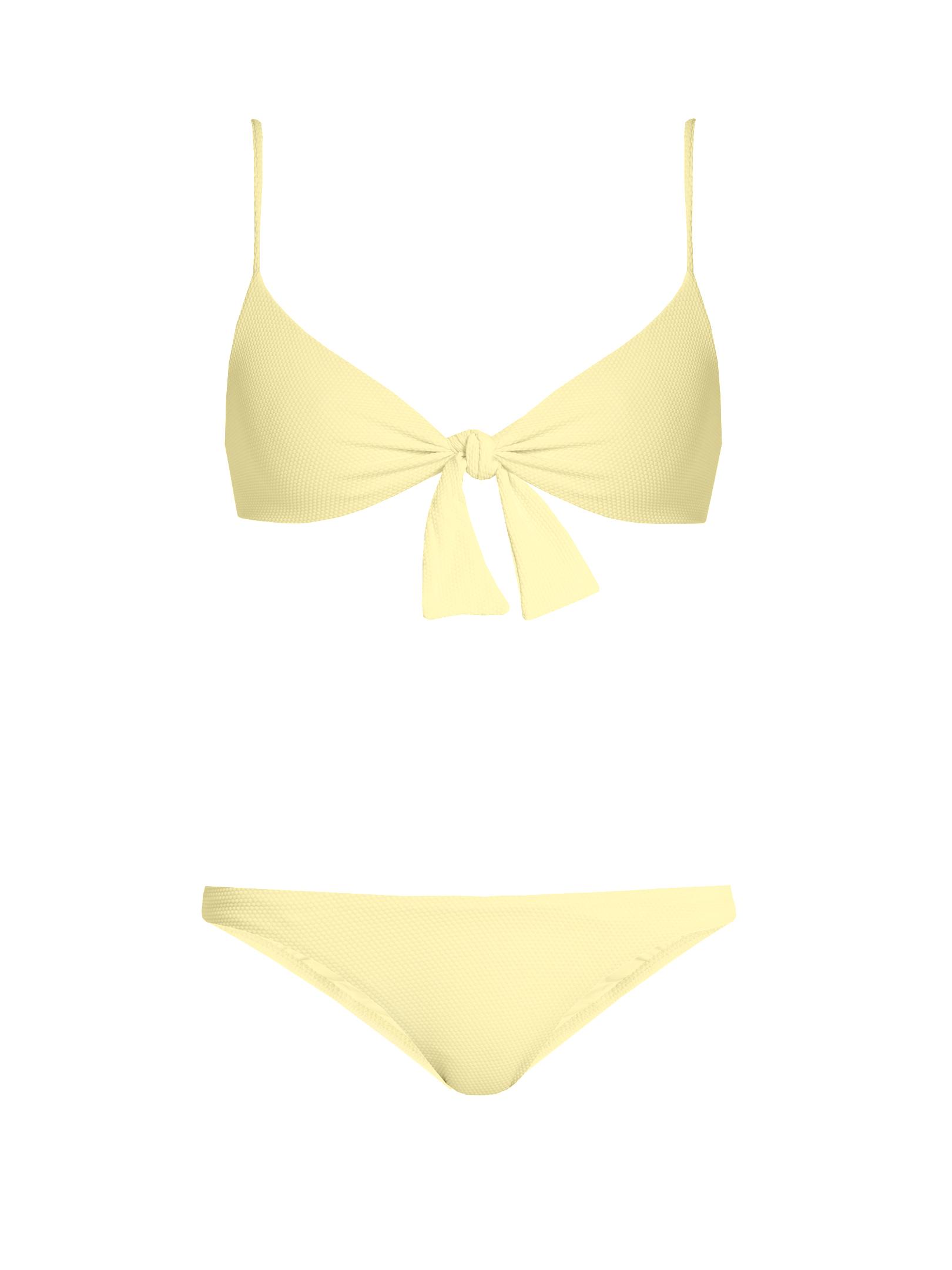 Melissa Odabash yellow bikini