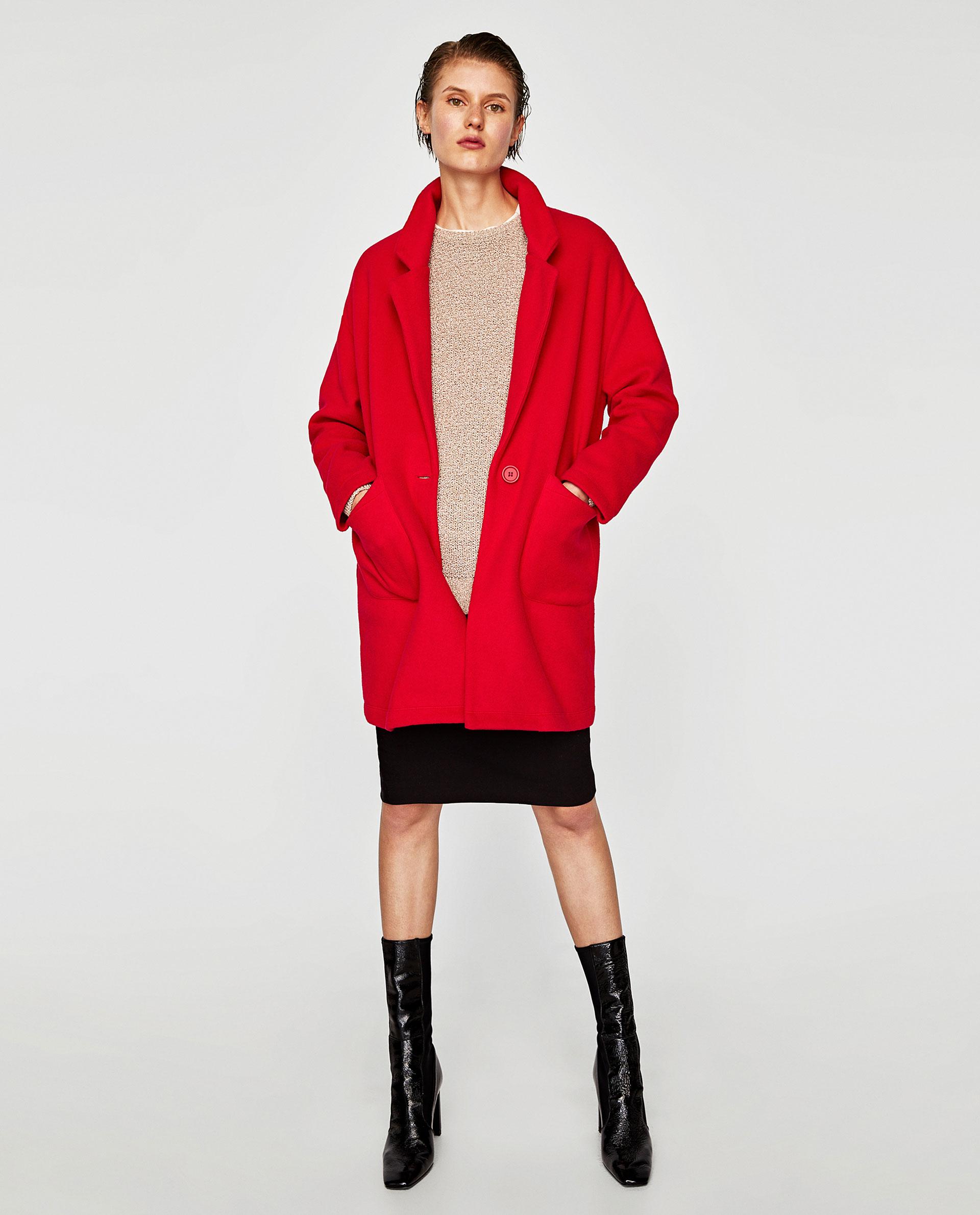 red coat Unfold London